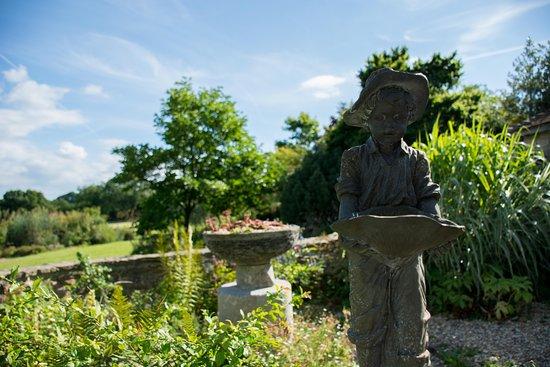 Dalwood, UK: Gardens