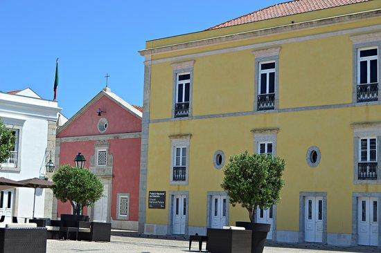 Pestana Cidadela Cascais: Hotel Grounds