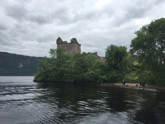 写真Urquhart Castle枚