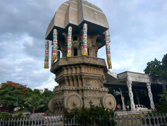 Valluvar Kottam Monument
