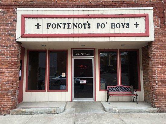 Fulton, MO: Fontenot's Poboys