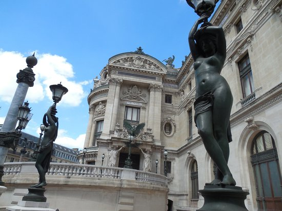 Paris, France: Здание оперы