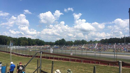 Lexington, Ohio: Mid Ohio Sports car course