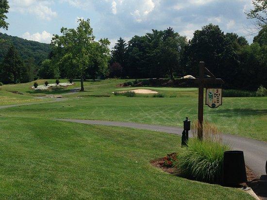 Carroll Valley, Pensilvania: Hole #3 Par 3