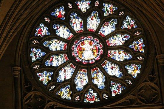 kirchenfenster 3 bild von bristol cathedral bristol. Black Bedroom Furniture Sets. Home Design Ideas