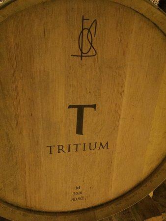 Cenicero, สเปน: Bodegas Tritium
