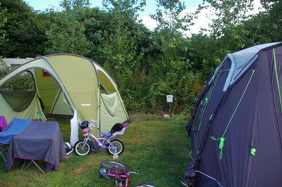 Pennance Mill Farm Chalet & Camping Park