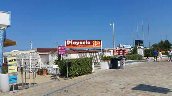 Bagno 12 Playuela Misano