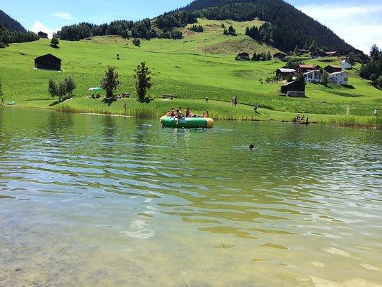 Sedrun, Switzerland: See Lac Claus