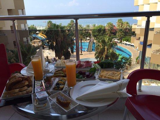 Hotel Terrace Photo