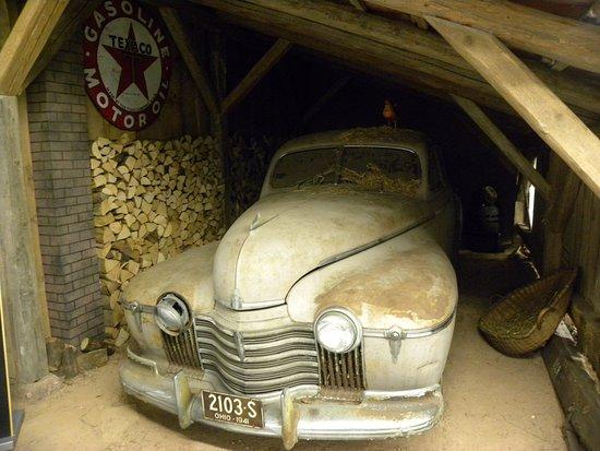 Lauterbach, Alemanha: Automuseum in Schramberg