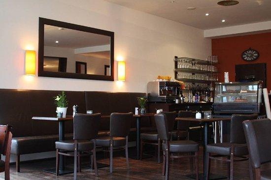Freudenberg, Alemania: Gastraum Schlossberg Cafe