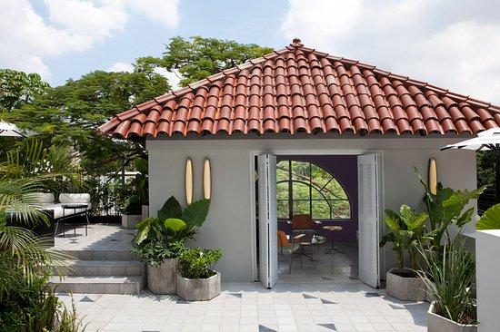 Terraza Casa Fayette Picture Of Casa Habita Guadalajara
