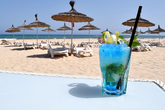 Hotel Palace Oceana Hammamet: Superbe cocktail