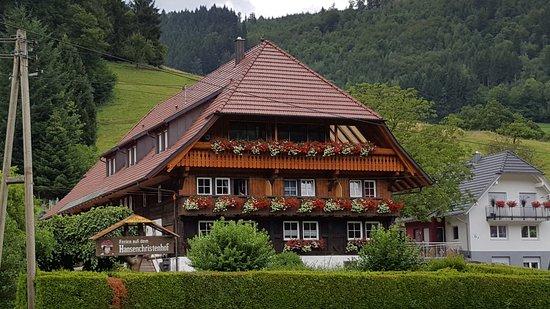 Gutach im Schwarzwald, Alemanha: Vogstbauernhof