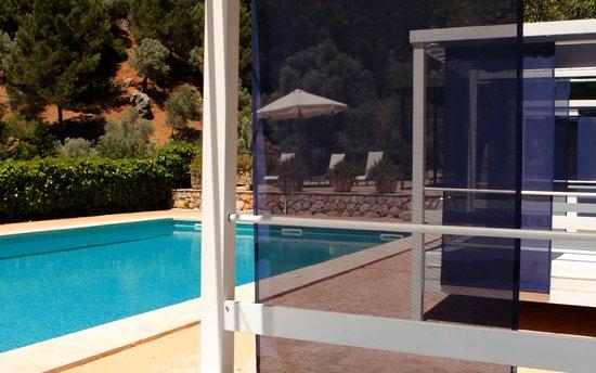 Agroturismo alfabia nou updated 2017 hotel reviews for Cama balinesa