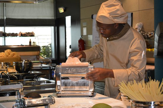 Vitruvio Restaurant: Massas Frescas