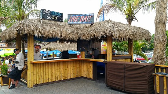 Patchogue, NY: Dublin Deck Tiki Bar and Grill