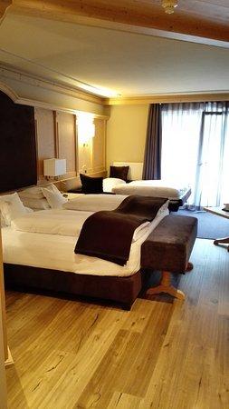 Hotel Gardena Grodnerhof-billede