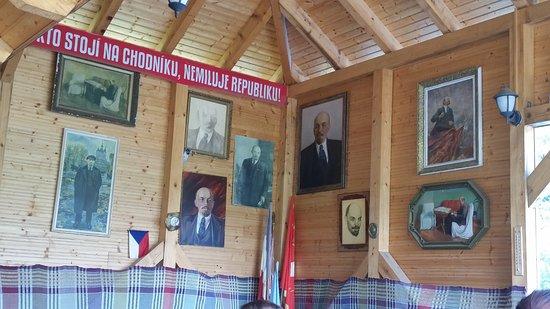 """Presov Region, Slovakia: Rekreačný areál Lysá Hora - """"U súdruha"""""""