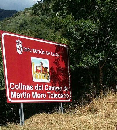 Colinas del Campo de Martin Moro, Spain: Colinas del Campo de Martín Moro