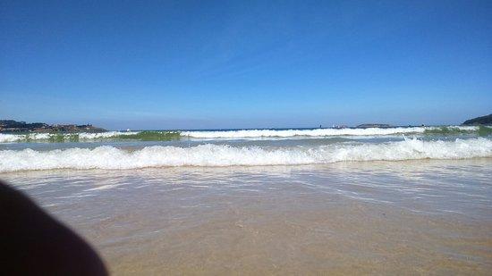 88f32ece5097b En la bahía de Baiona - Picture of Playa America