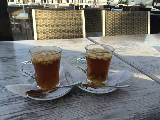 Arcobaleno: Уютное место для чаепития...