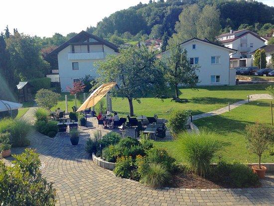 Bad Boll, Tyskland: piccole colazioni esterne