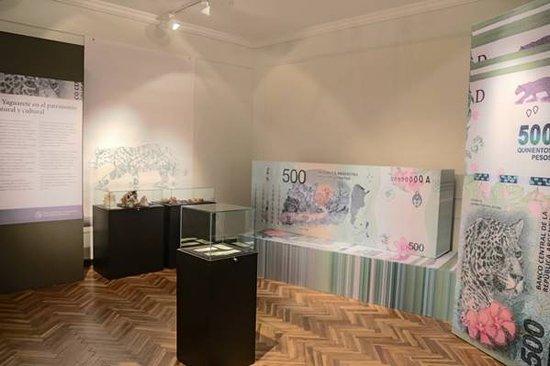 Museo Historico y Numismatico Jose Evaristo Uriburu