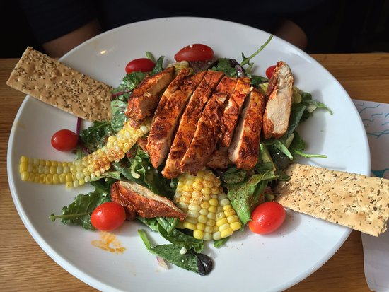 West Milwaukee, WI: Chicken Summer Salad