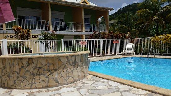 Hotel Villa Bleu Marine, Hotels in Roseau