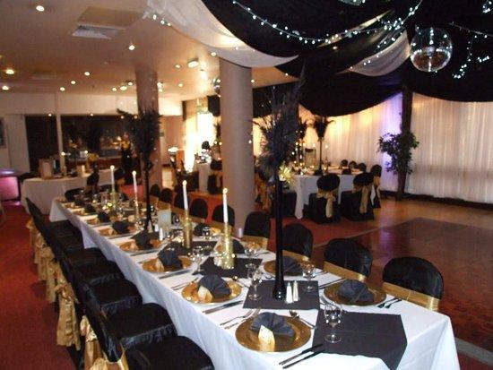 Britannia Bolton Hotel: Masquerade Ball