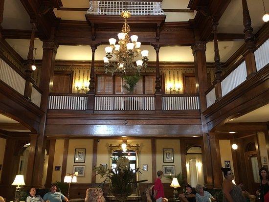 BEST WESTERN PLUS Windsor Hotel Americus: Lobby, Windsor Hotel