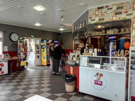 Mustasaari, Φινλανδία: der Geschäftsraum