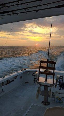 Drum Stick fishing charter