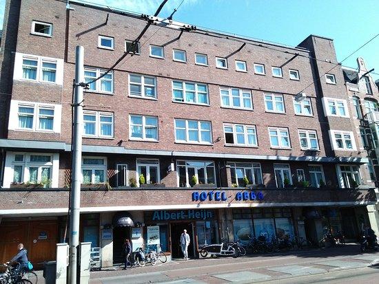Hotel Abba: Facciata dell'hotel