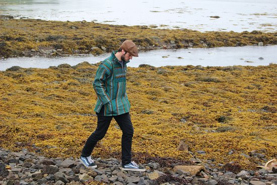 Nostie, UK: Woody's Smock from Skye Batiks !