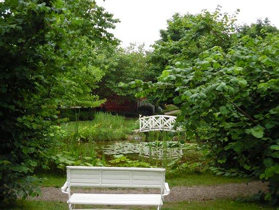The Funen Village: ook veel groen en een rust....