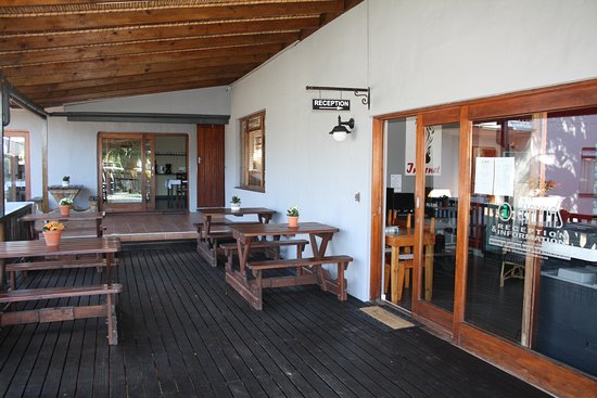 O'Hannas BnB & Self Catering: Breakfast area