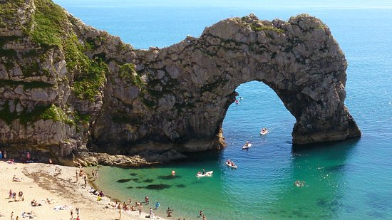 Lulworth Cove and Durdle Door Durdle Door & Durdle Door - Picture of Lulworth Cove and Durdle Door West ...