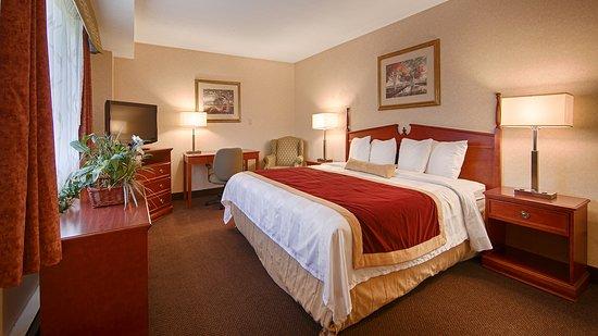 Best Western Halton Hills: Guest Room