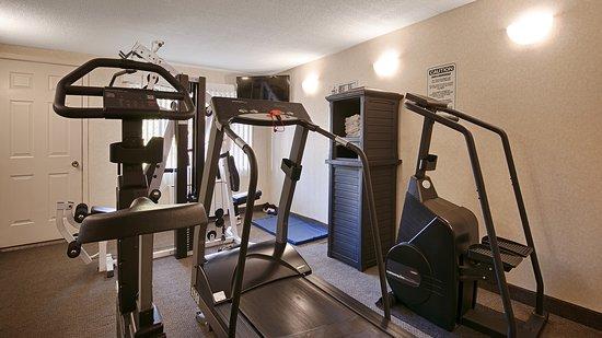 Best Western Halton Hills: Fitness Centre