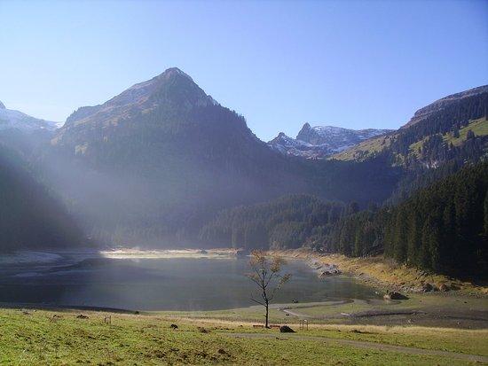 Grabs, Schweiz: Voralpsee