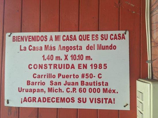 La Casa mas Angosta: photo1.jpg