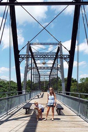Faust Street Bridge: photo0.jpg