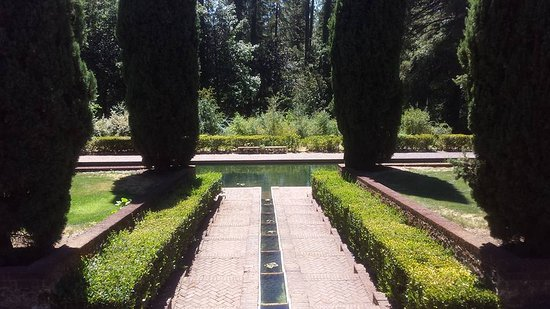 Grass Valley, CA: reflecting pool