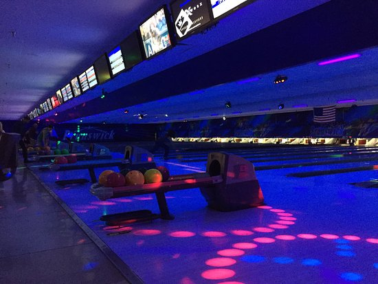 Photo of Bowling Alley Brunswick Zone at 9027 E Via Linda, Scottsdale, AZ 85258, United States