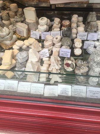 La Fromagerie : Fantastic shop for the cheese fanatic, knowledgeable friendly and helpful staff