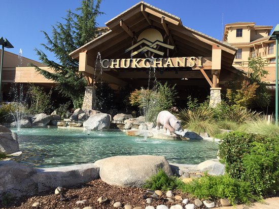 Chukchansi Gold Resort Casino