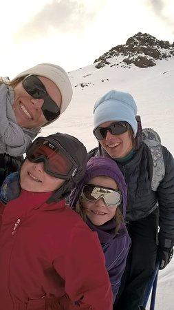 Parque de Nieve Los Puquios: hay equipo